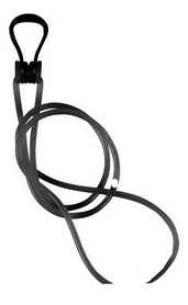 Зажим для носа Arena Strap Nose Clip Pro 95212-050, черный (3468334369533)