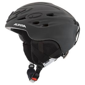 Шлем горнолыжный Alpina Scara, черный (A9017-69)