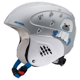 Шлем горнолыжный детский Alpina Carat (A9035-86)