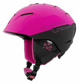 Шлем горнолыжный женский Alpina Cheos, розовый (A9058-50)