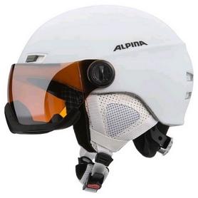 Шлем горнолыжный Alpina Menga JV, белый (A9061-13)