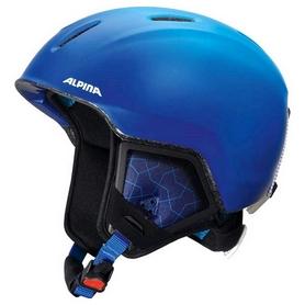 Шлем горнолыжный детский Alpina Carat XT, синий (A9080-81)