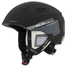 Шлем горнолыжный Alpina Grap 2.0 (A9085-38)