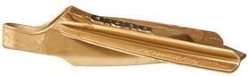 Ласты женские Arena Powerfin Pro, золотые (1E207-300) - Фото №4
