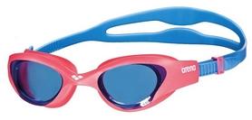 Очки для плавания детские Arena The One Jr, красные (001432-858)
