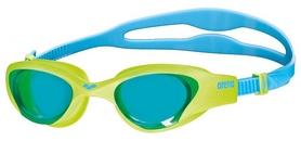 Очки для плавания детские Arena The One Jr, салатовые (001432-868)