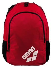 Рюкзак спортивный Arena Spiky 2 Backpack - красный, 30 л (1E005-40)