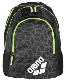 Рюкзак спортивный Arena Spiky 2 Backpack - зеленый, 30 л (1E005-506)