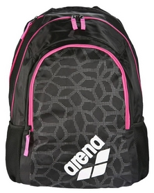 Рюкзак спортивный Arena Spiky 2 Backpack - розовый, 30 л (1E005-509)
