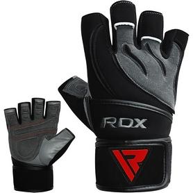Перчатки для зала RDX Pro Lift Black