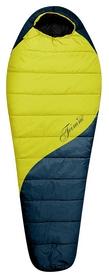 Мешок спальный (спальник) Trimm Balance 185 R, желтый (001.009.0150)