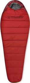 Мешок спальный (спальник) Trimm Balance 195 L, красный (001.009.0155)