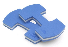 Аква-аксессуар (утяжелитель) Golfinho Aqua Hands H924 (1000076433008)