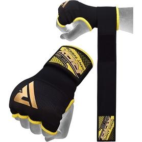 Бинт-перчатка RDX Inner Gel Black (2 шт)