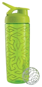 Шейкер BlenderBottle Sleek Zen Gala (WaterBottle & Shaker) - зеленый, 820 мл (SLEEK GREEN ZEN GALA)