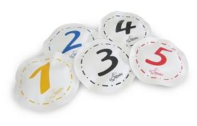 Аква-игрушка плавающая Golfinho Floating Circles With Numbers J233 (1000097148004)