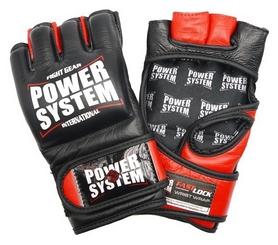 Перчатки для MMA Power System PS-5010 Katame EVO, красные (PS_5010_Red)
