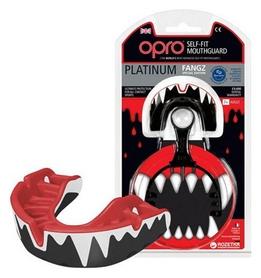 Капа Opro Platinum, красная (002197003)