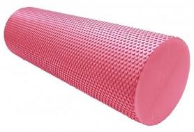 Ролик массажный Power System PS-4074 - розовый, 45 х 15 (PS_4074_Pink_(45*15))