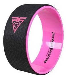 Колесо-кольцо для йоги Power System PS-4085, розовое (PS_4085_Pink)