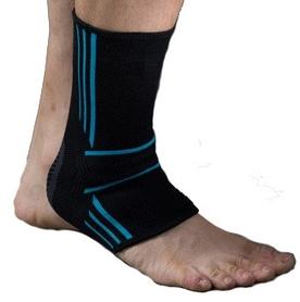Защита ног (голеностоп) Power System PS-6022, синий