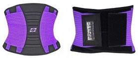 Пояс для поддержки спины Power System Waist Shaper - фиолетовый (PS_6031_Purple)