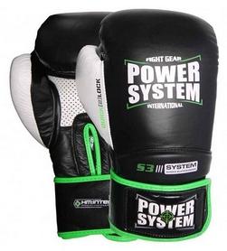 Перчатки боксерские Power System - черные (PS_5004_Black)
