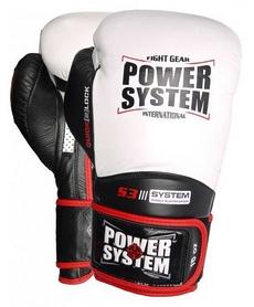 Перчатки боксерские Power System - белые (PS_5004_White)