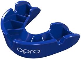 Капа Opro Junior Bronze, голубая (002185002)