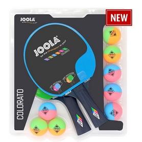 Набор для настольного тенниса Joola TT-Bat TT-Set Colorato 54814J (4002560548141)