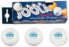 Набор мячей для настольного тенниса Joola Super*** 40011J - 3 шт (4002560400111)