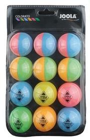 joola Набор мячей для настольного тенниса Joola Ballset Colorato 42150J - 12 шт (4002560421505)