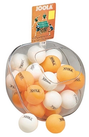 Набор мячей для настольного тенниса Joola Elefant SB-Box 42158J - 30 шт (4002560421581)