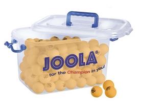 Набор мячей для настольного тенниса Joola Training OR40*SH* 44285J - 144 шт (4002560442852)