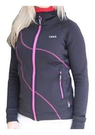 Кофта женская Catch Runa, фиолетовая (Runa-BK/PR)