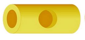 Нудэлс-коннектор для плавания Volna Holed 300-2361 (5412488300964)