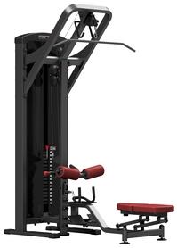Блок для мышц спины (верхняя и нижняя тяга) Marbo-Sport MP-U211