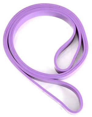 Тренажер - резиновая петля Fitex MD1353-32 - розовая, 2 м