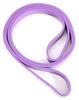 Тренажер - резиновая петля Fitex MD1353-32 - розовая, 2 м - фото 1