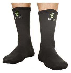 Термоноски мужские Catch Socks, черные (Socks-FL)