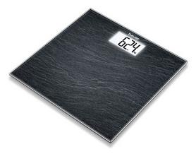 Весы стеклянные Beurer GS 203 Slate, черные