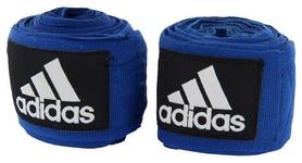 Бинты боксерские Adidas 57 мм - синие, 3,5 м (AB57-B-355)