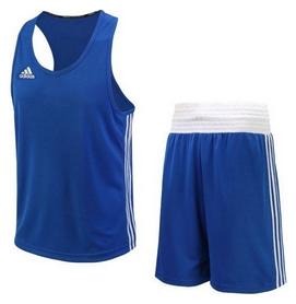 Форма боксерская BasePunch New, синяя (Adi-BPNEW-BL)