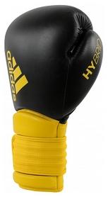 Перчатки боксерские Adidas Hybrid 300, желтые (Adi-Hyb300-BY)