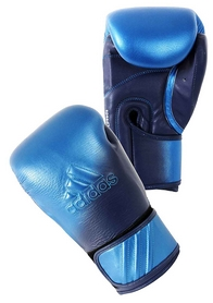 Перчатки боксерские Adidas Speed 300D (Adi-Sp300D-BL)