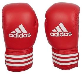 Перчатки боксерские Adidas Ultima, красные (Adi-Ult-R)