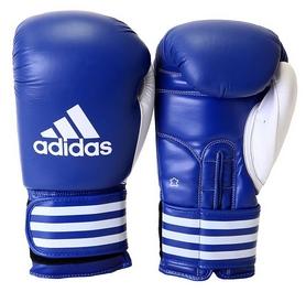Перчатки боксерские Adidas Ultima, синие (Adi-Ult-BL)