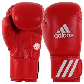 Перчатки боксерские Adidas Wako, красные (Adi-Wako-R)