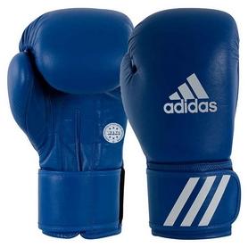 Перчатки боксерские Adidas Wako, синие (Adi-Wako-BL)