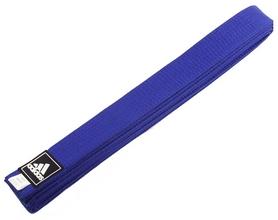 Пояс для тхэквондо Adidas - синий, 340 см (Adi-TB-R)